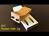 Making a Pocket Hole Jig under 5$ - Vida Yeri A