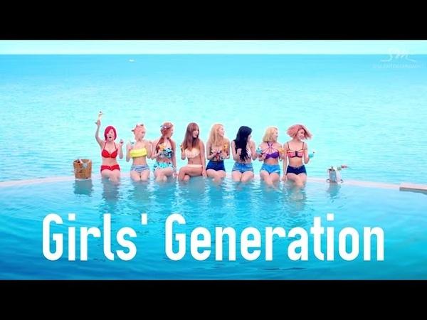 Korean Pronunciation Guide - Girls' Generation Member Names (소녀시대)