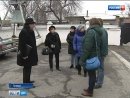 В Таганроге гид превращает обычную экскурсию в театрализованное представление