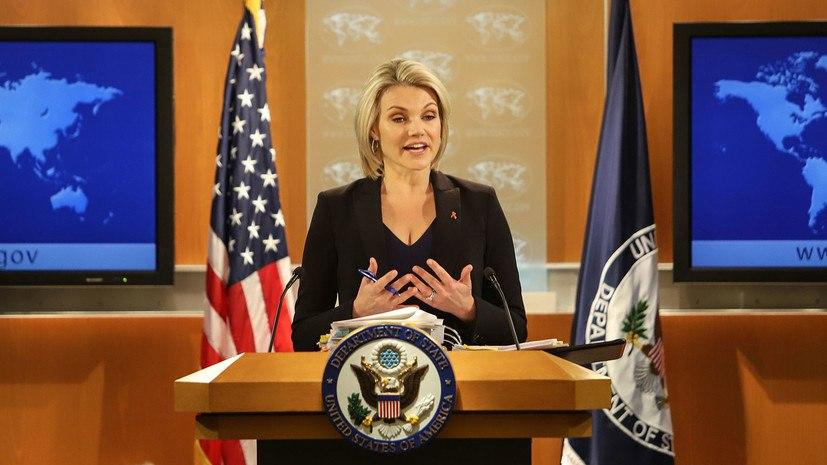 США выразили негодование Крымским мостом