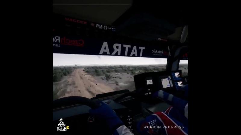 Dakar 18 Tatra