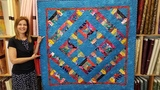 It's a Mirage Quilt! Who Can See the Blue Star