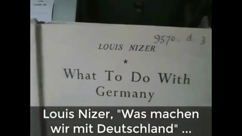 Deutschland muß sterben! Cambridge University Library - Teil 2