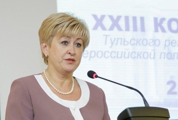 Свои новые обязанности Татьяна Ларина начнёт исполнять с 30 ноября