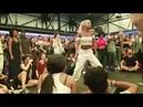 Abra RnB LiveStream performing in NYC