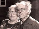 Померанц Григорий и Миркина Зинаида. Второй
