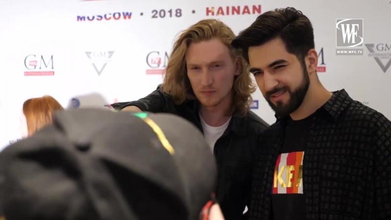 IVAN на церемонии открытия проекта Москва-Хайнань 2018