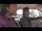 Дин и Сэм поют Bob Seger - Night Moves (Сверхъестественное)