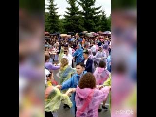 Весенний бал 2018. Виталик танцует французский вальс