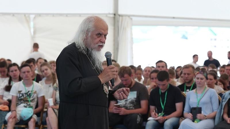 О семье и любви Епископ Пантелеимон Шатов ДоброЛето 2018