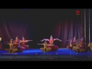 Tisra Alarippu Sridevi Nrithyalaya Bharatanatyam Dance