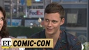 Comic-Con 2018 Castle Rock Bill Skarsgard Jokes He Is Going To Act In A Romantic Comedy Next