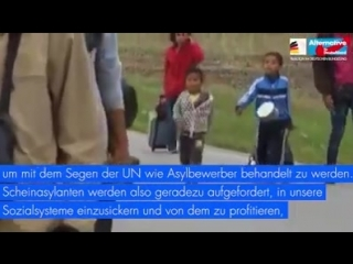 """+++Neuer Irrsinn der UN: """"Globaler Pakt für Migration""""!++"""
