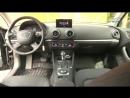 Тест-драйв Audi A3 - 4 точки. Шины и диски 4точки - Wheels _u0026 Tyres 4tochki
