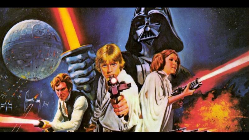 ✨ Звездные войны Эпизод 4 Новая надежда 1977 HD✔✨