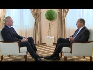 Интервью С.В.Лаврова белорусскому телеканалу СТВ, 2 декабря 2017 года