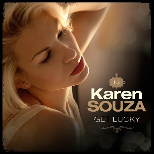 Karen Souza альбом Get Lucky - EP