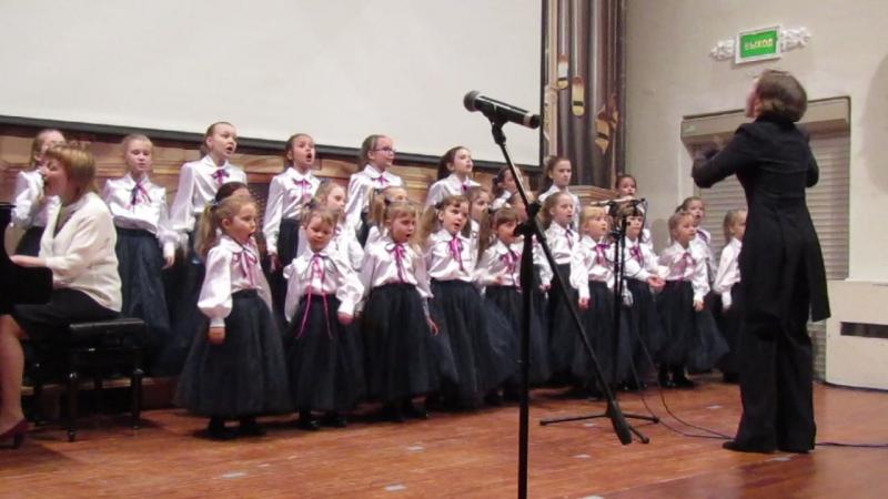 Детский хор Дома музыки. Радуга-дуга. Отчетный коцерт