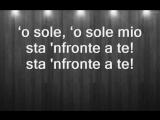 O sole mio. Enrico Caruso (1)