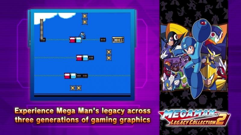 Mega Man Legacy Collection 1 2 Trailer – Nintendo Switch