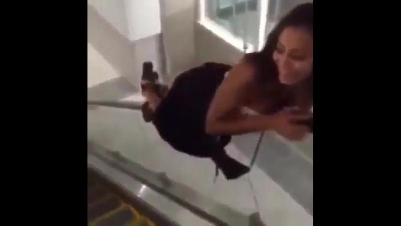 Катание на перилах (VIDEO ВАРЕНЬЕ)
