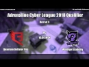 Adrenaline Cyber League 2018 Qualifier ll QB Fire vs Windigo Academy
