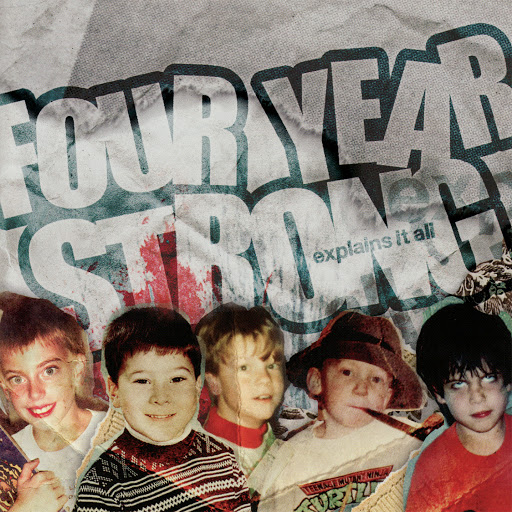 Four Year Strong альбом Explains It All