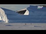 В Антарктике добыли лед возрастом 1,5 млн лет