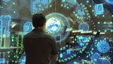 Iron Man 2 Amazing Interfaces &amp Holograms (Pt. 2 of 3)