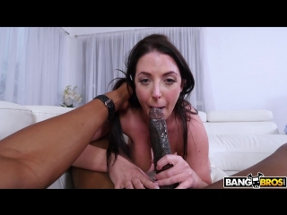 New scene:angela white