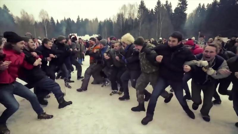 Русский отрыв по полной или почему мы непобедимы Комоедица русский праздник