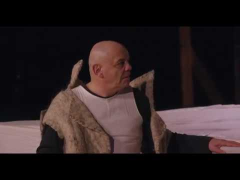 Stage Russia. King Lear Trailer
