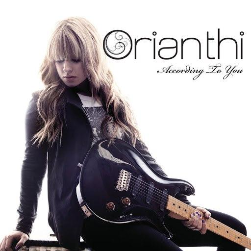 Orianthi альбом According To You