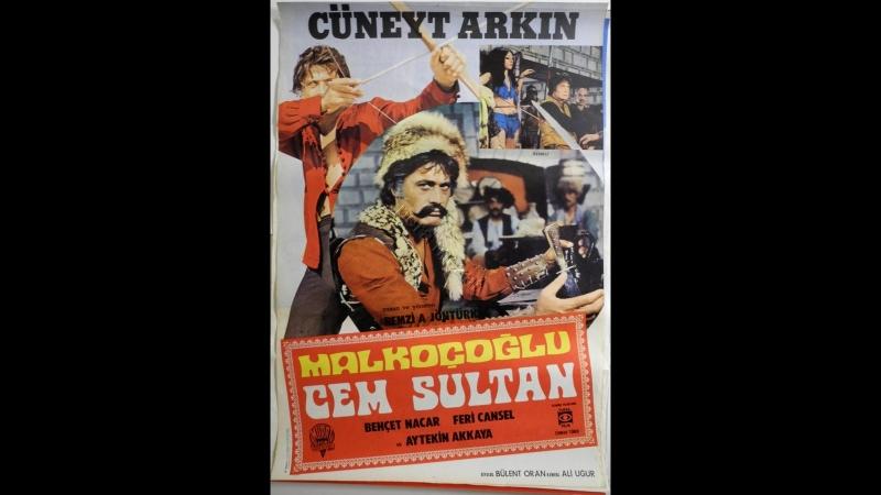 Malkoçoğlu ve Cem Sultan - Cüneyt Arkın _ FULL HD