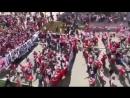 Перуанцы захватили Саранск 10 тысяч на улицах ЧМ По Футболу Россия 2018 CINELUX