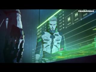 Годзилла - Планета чудовищ - Godzilla - kaijuu wakusei.avi