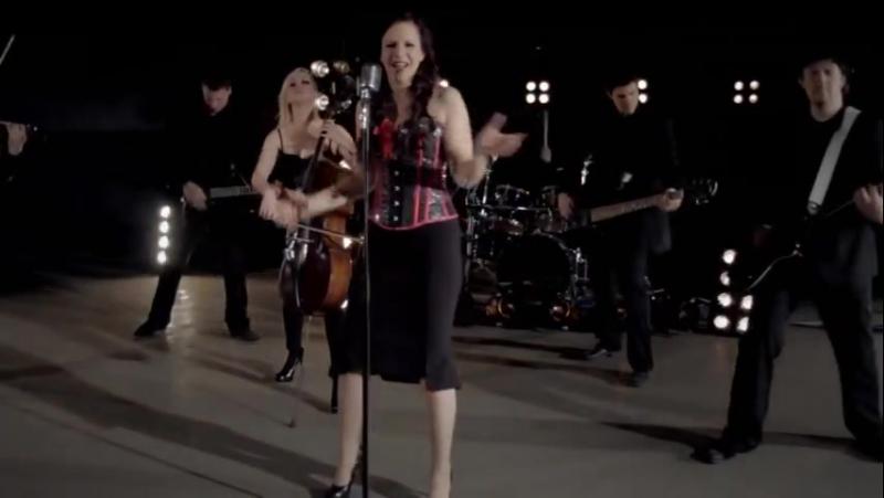 LYRIEL - Leverage (2012) official clip _ AFM Records