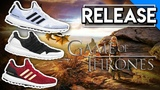 FIRST LOOK GAME OF THRONES X Adidas Ultra Boost Release Information &amp What We Know!