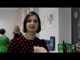 Вероника Калачева поздравляет с Новым годом!