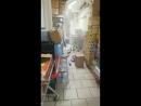 В «Пятерочке» на ул. Дежнева обрушился потолок и провалился пол