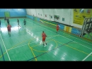 Шершни - Локомотив (1 ч. начало )