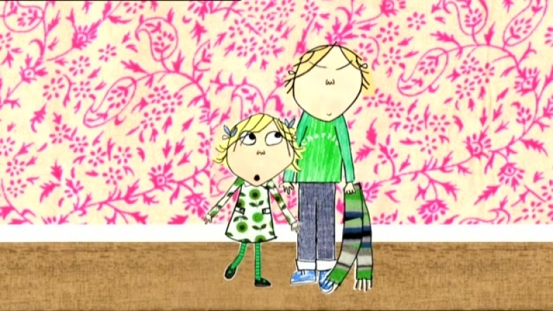 Charlie and Lola.S02E14.I am Really, Really Concentrating
