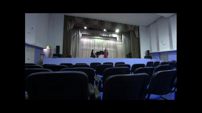 Сарюна Цыбенова 06.11.17
