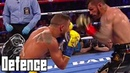 Vasyl Lomachenko vs Jorge Linares Defensive Highlights HD