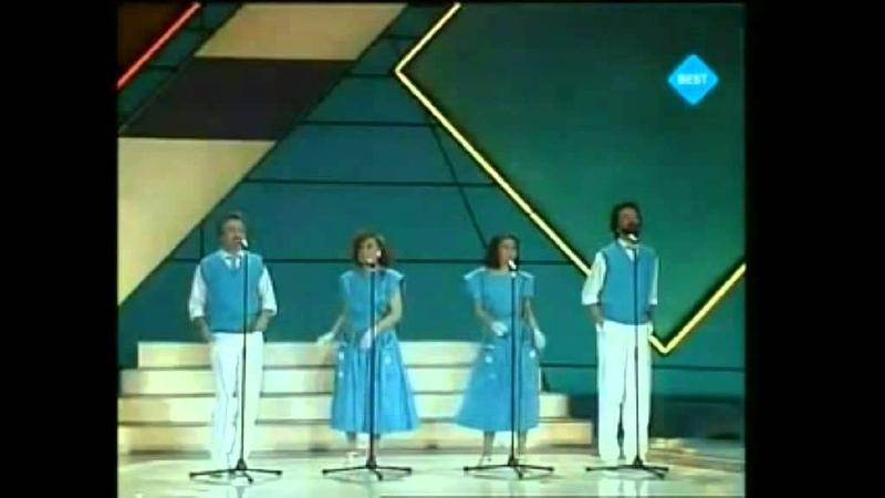 Eurovision 1984 Turkish Entry - Halay - Beş Yıl Önce On Yıl Sonra