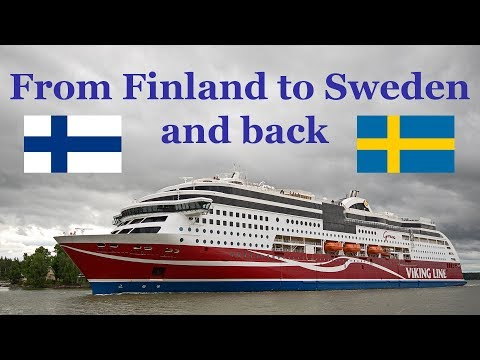 From Finland to Sweden and back