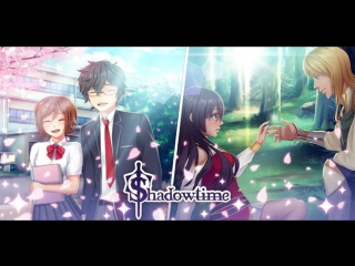 Anime Love Story Games Shadowtime Часть 1
