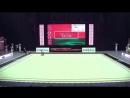 Анастасия Салос - булавы многоборье - WCC Minsk 2018