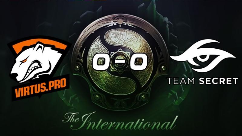 [RU] The International 2018: Team Liquid — Fnatic