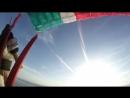 Прыжок с парашютом. Фестиваль «Я выбираю небо», Казань